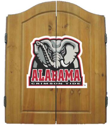 Imperial International 58-40 Collegiate Themed Dart Cabinet Set with Interior Score Board