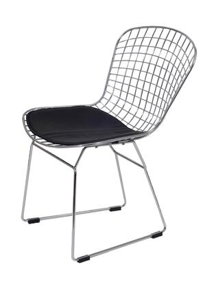 Euro Style 03030MP2 Rowena Series  Dining Room Chair