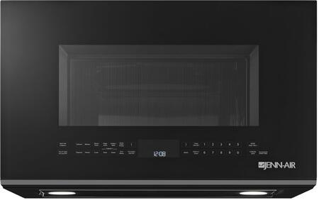 "Jenn-Air JMV9196CT 30"" Over the Range Microwave Oven with Convection, Perimetric Venting, Integrated Pocket Handle, 4 Stage Memory Cooking,  and 1500 Watts Convection Element/Fan, in"