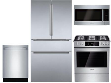 Bosch 731162 Kitchen Appliance Packages