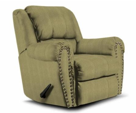 Lane Furniture 21495S492532 Summerlin Series Transitional Wood Frame  Recliners