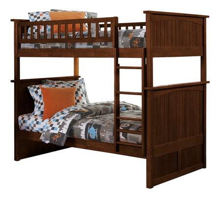Atlantic Furniture AB59104  Twin Size Bunk Bed