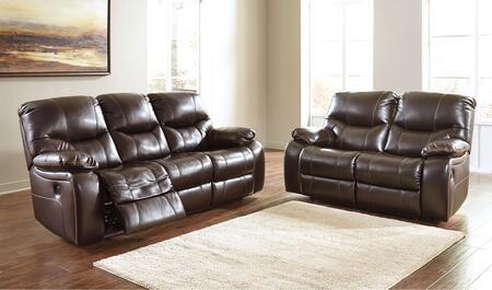 Milo Italia MI5309NSLBRIN Sierra Living Room Sets