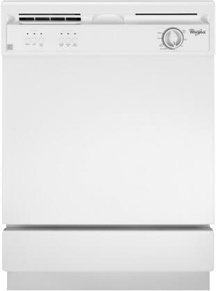 Whirlpool DU850SWPQ  Built-In Full Console Dishwasher