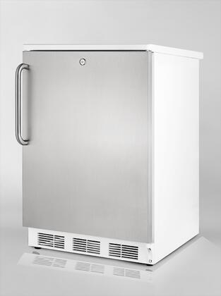 Summit FF6LSSTB7  All Refrigerator with 5.5 cu. ft. Capacity