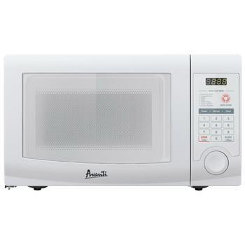 Avanti MO7200TW Countertop Microwave, in White