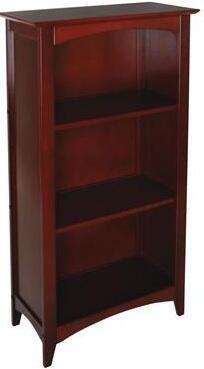 KidKraft 14031 Childrens Wood 3 Shelves Bookcase
