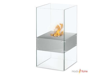 Moda Flame GF203700SS  Bioethanol Fireplace