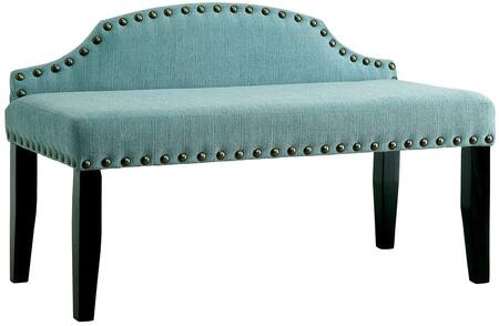 Furniture of America CMBN6880BLS Hasselt Series  Bench