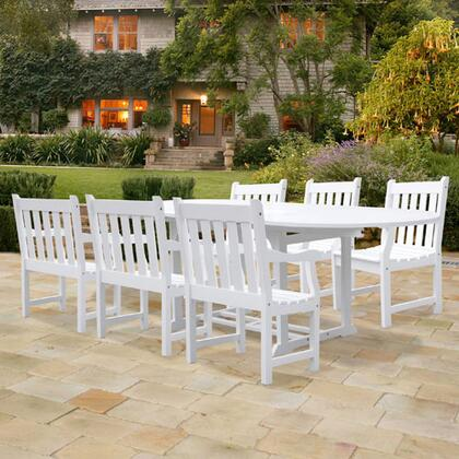 Vifah V1334SET1 Bradley Patio Sets
