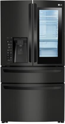 lg black stainless steel refrigerator. LG Black Stainless Steel Main Image Lg Refrigerator L