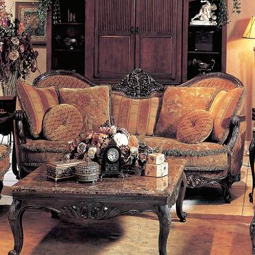 Yuan Tai NA1033S Natalie Series Sofa Fabric Sofa