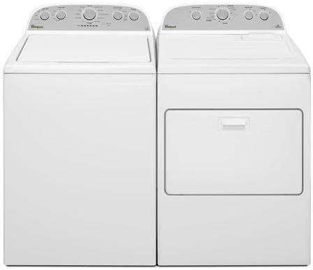 Whirlpool 799664 Washer and Dryer Combos