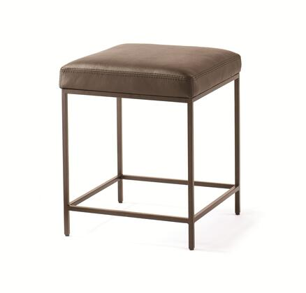 "Tag 470304 18"" Series Leather Upholstered Bar Stool"