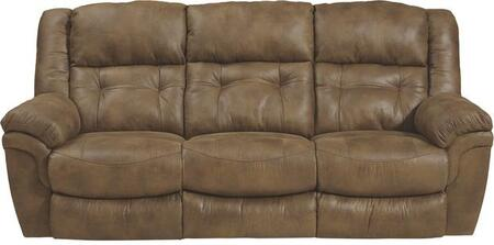 Catnapper 4255205129 Joyner Series  Faux Leather Sofa