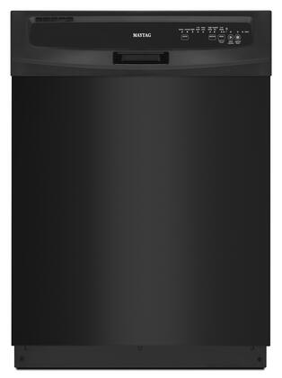 Maytag MDB4630AWB JetClean Plus Series Built-In Full Console Dishwasher