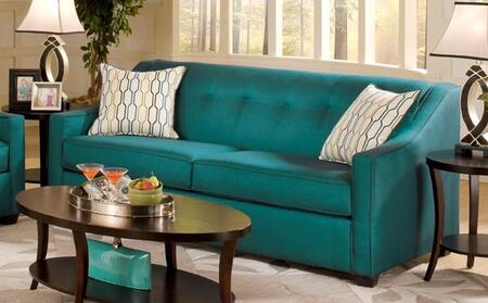 Chelsea Home Furniture 475440S Brittany Sofa with 16 Gauge Border Wire, Kiln Dried Hardwood Frames, Throw Pillows, Sinuous Springs and Sewn Pillow Cushions in