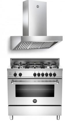 Bertazzoni 714844 Kitchen Appliance Packages