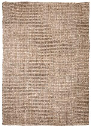 "Signature Design by Ashley Hand Woven R40153 "" x "" Size Rug with Hand-Loomed, Woven Natural Fiber, Dry Clean Only, Indoor Use and Jute Material in Multi Color"