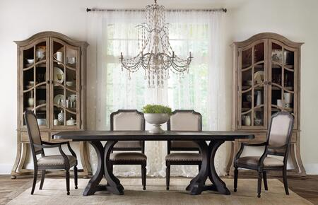 Hooker Furniture 518075206KIT1 Corsica Dining Room Sets