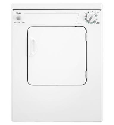 "Whirlpool LER3622PQ 24"" Electric Dryer"