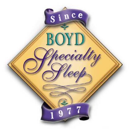 "Boyd IMTOP310 Pure Form 3"" High X Size Latex Topper"