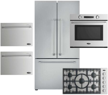 DCS 735875 Kitchen Appliance Packages