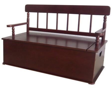 Levels of Discovery LOD33055 Childrens  Wood Bench