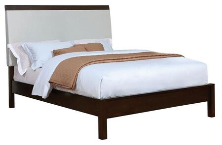 Furniture of America CM7206CKBED Euclid Series  California King Size Bed