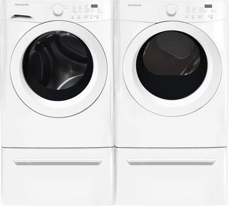 Frigidaire 375227 Washer and Dryer Combos