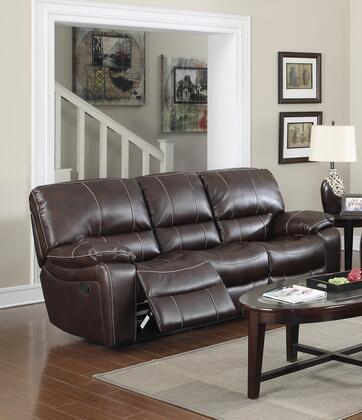 Myco Furniture 1031SBGDY Banner Series  Faux Leather Sofa