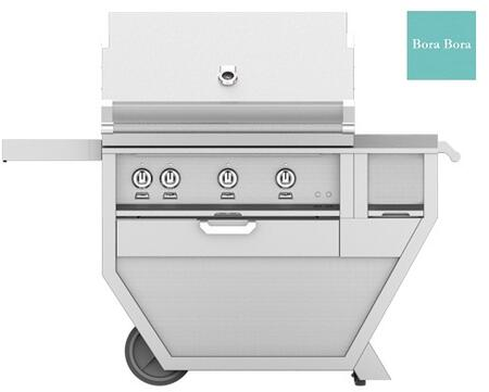 54 in. Deluxe Grill with Worktop   Bora Bora