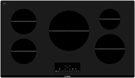 "Bosch NIT5666UC 36"" 500 Series Electric Cooktop"