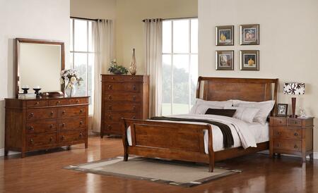 Sunset Trading SSTS755KBEDSET Phoenix King Bedroom Sets