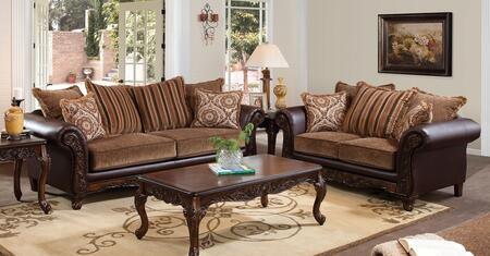 Acme Furniture 52365SL Fairfax Living Room Sets