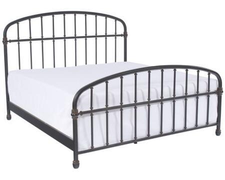 Broyhill ATTICMETALBED Attic Heirlooms Series  California King Size Bed