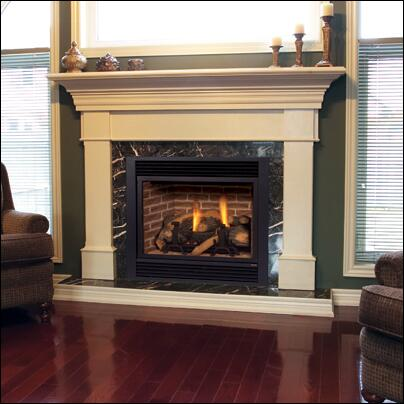 Majestic 400DVBHPSC7  Direct Vent Liquid Propane Fireplace