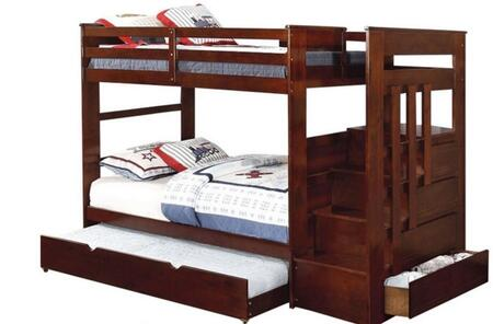 Furniture of America CMBK612BED Woodridge Series  Twin Size Bed