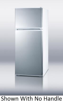 Summit FF882WSSHV  Refrigerator with 8.86 cu. ft. Capacity in White