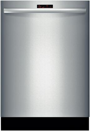 "Bosch SHX68R55UC 24"" 800 Series Built-In Semi-Integrated Dishwasher"