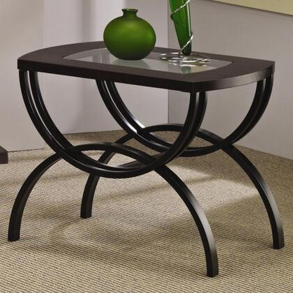 Coaster 701357 Contemporary Wood  End Table