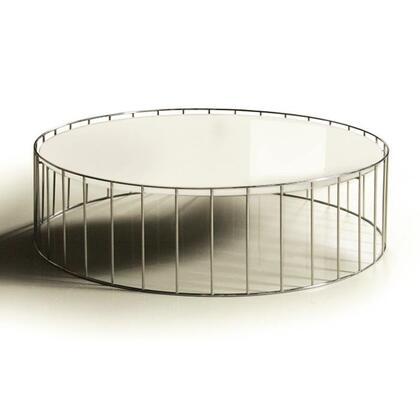 VIG Furniture VGDVT47BWHT Modern Table