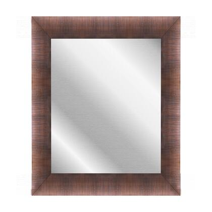 Hitchcock Butterfield 68540X Reflections Highland Scottish Copper Wall Mirror