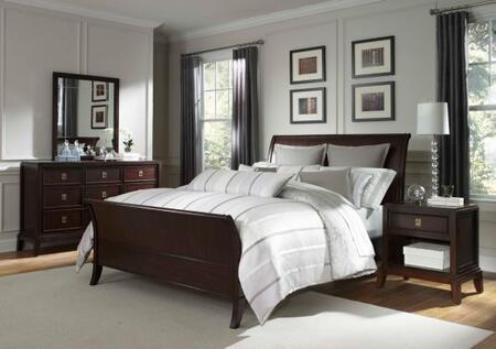 Broyhill ANTIQUITYBEDCKSET4 Antiquity Bedroom Sets