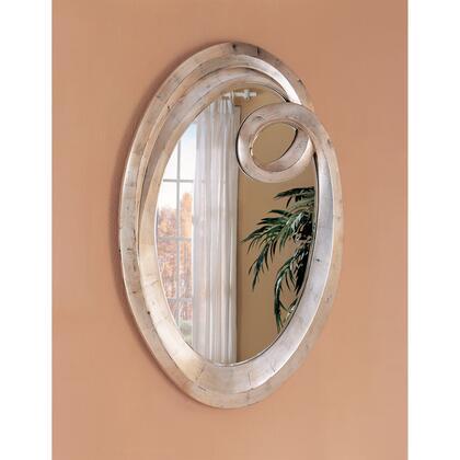 Coaster 900188  Oval Portrait Wall Mirror