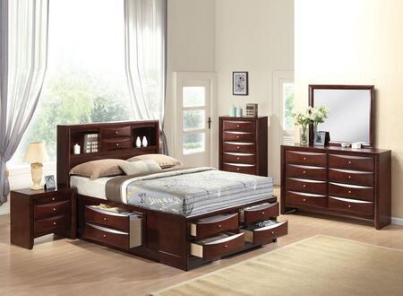 Acme Furniture 21596EK5PC Ireland King Bedroom Sets