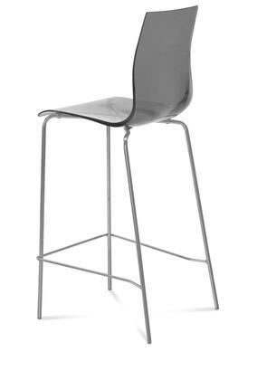 Domitalia GELASSG15SFU Gel Series Residential Not Upholstered Bar Stool