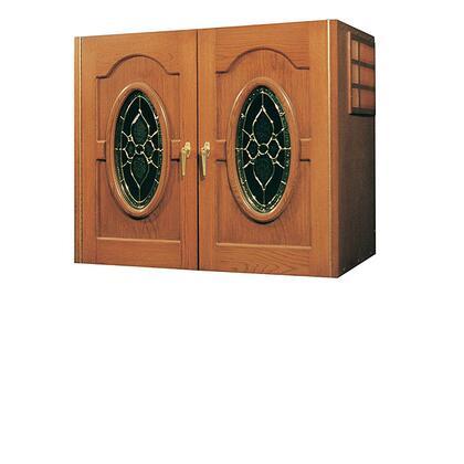 "Vinotemp VINO296NAPBW 58"" Wine Cooler"