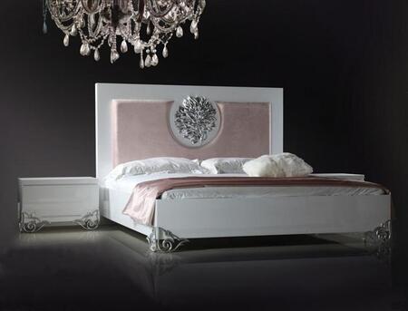 VIG Furniture LS403K  King Size Platform Bed