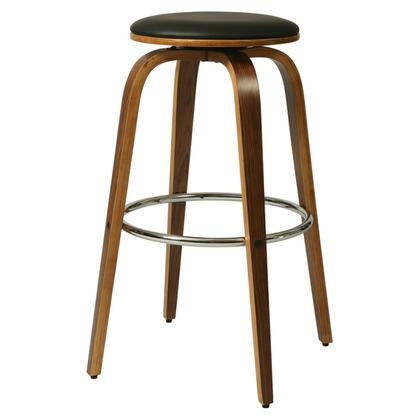 Pastel Furniture QLYH21527997 Yohkoh 30 in. Bar Height Backless Barstool